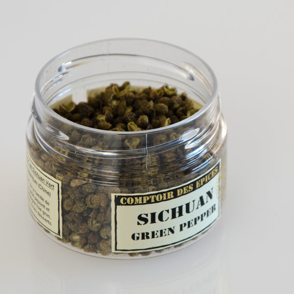 Sichuan Green Pepper