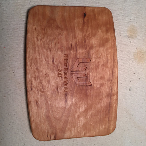 Birch Catchall Tray / Valet Tray