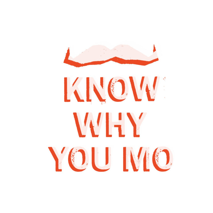Movember - spread the word!