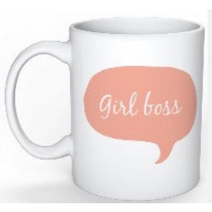 Mug - Girl Boss - Wang's Wonderful World