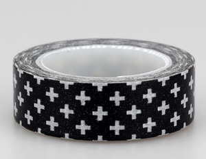 Washi tape, cross