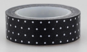 Washi tape, polkadots - Wang's Wonderful World