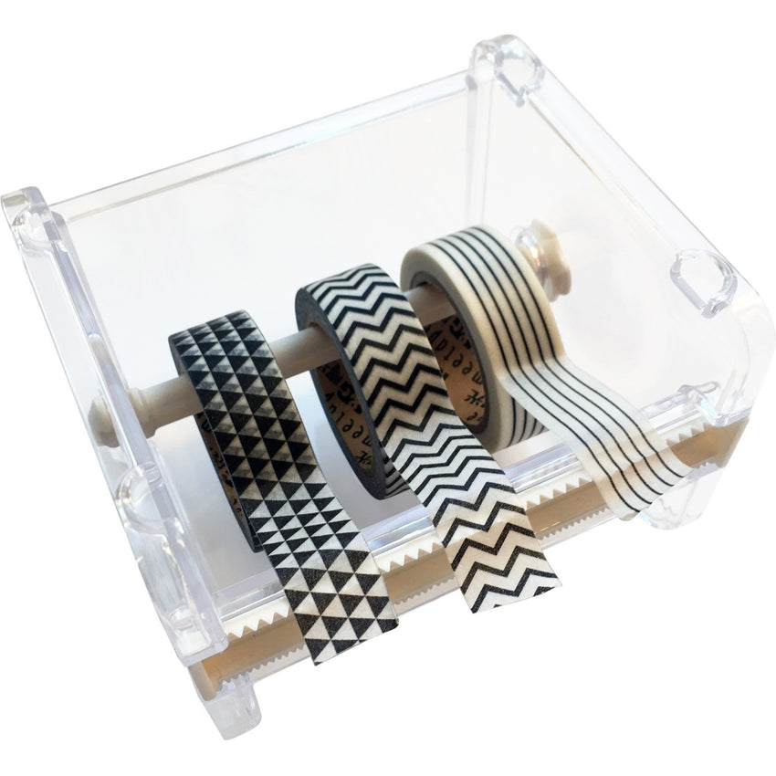 Washi Tape Dispenser, acrylic - Wang's Wonderful World