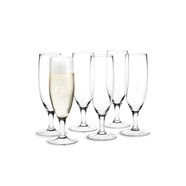 Royal Champagne Glass (6 Pcs.)