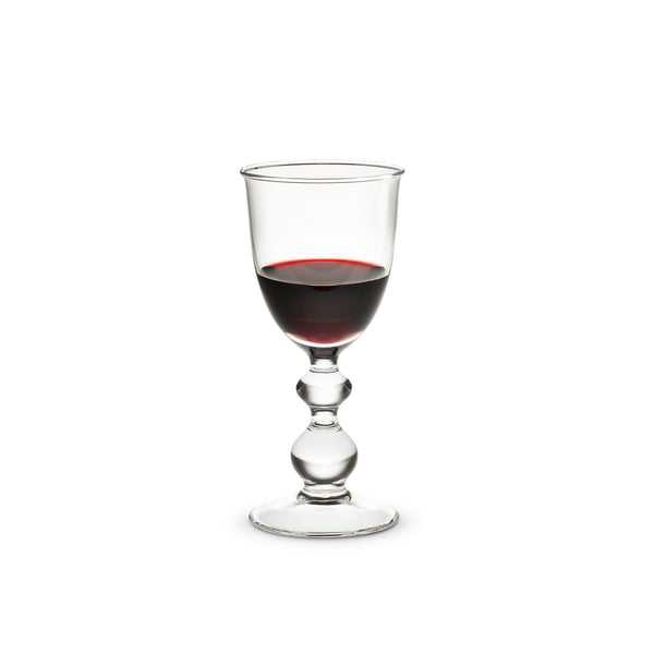 Charlotte Amalie Red Wine Glass