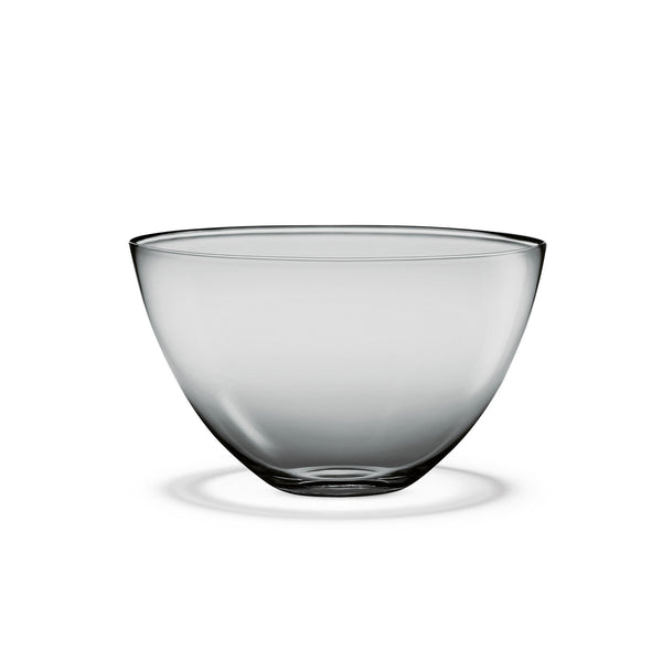 Cocoon Bowl, Smoke, 8""