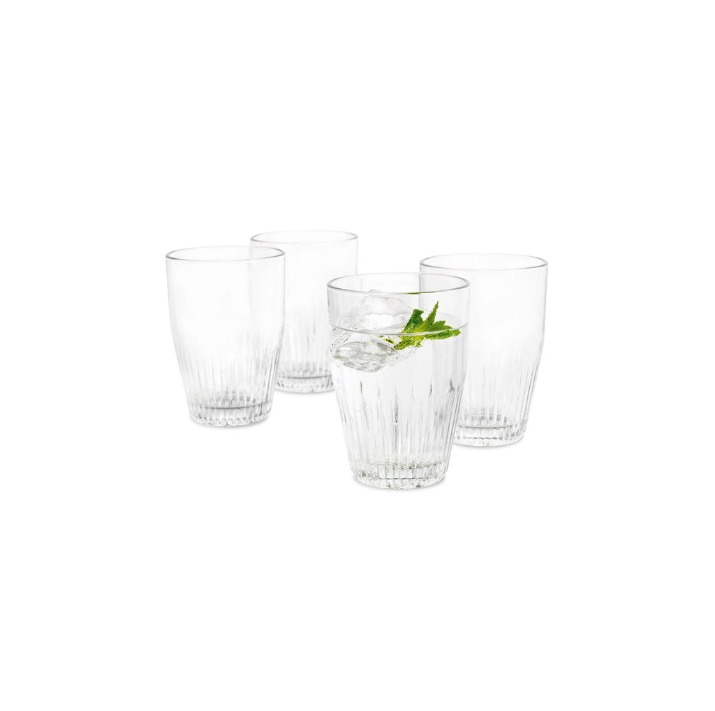 Glass, 10 oz, 4 Pcs.