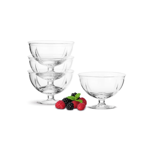 Grand Cru Soft Stemmed Bowl, 4 Pcs.