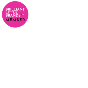 Member of Brilliant Little Brands - Pink Avocet