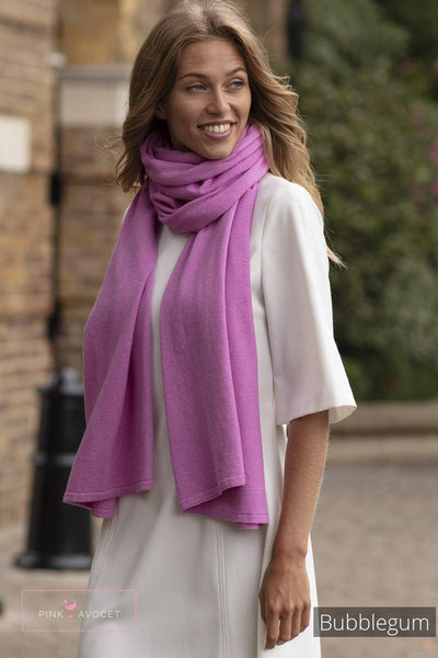 Long Cashmere Wrap (Unisex)