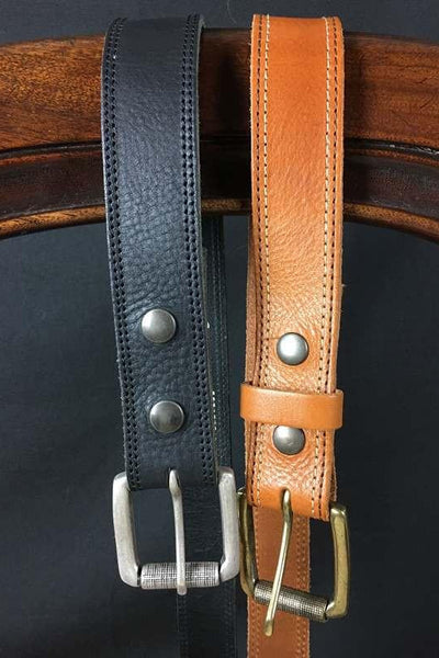 Chunky Leather Belt