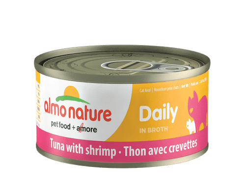 Almo Nature Daily Tuna With Shrimp Wet Cat Food