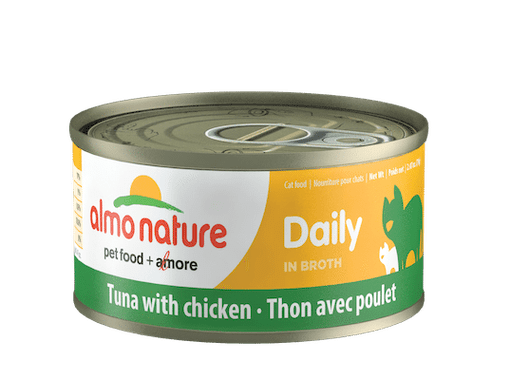Almo Nature Daily Tuna With Chicken Wet Cat Food