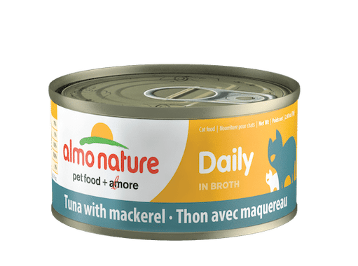 Almo Nature Daily Tuna With Mackerel Wet Cat Food