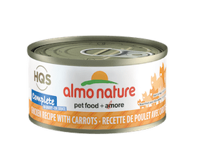 Almo Nature Complete Chicken Recipe With Carrots In Gravy Wet Cat Food