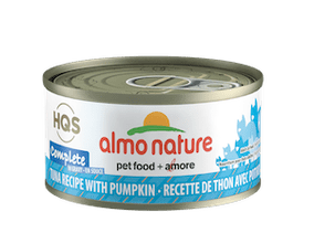 Almo Nature Complete Tuna Recipe With Pumpkin In Gravy Wet Cat Food