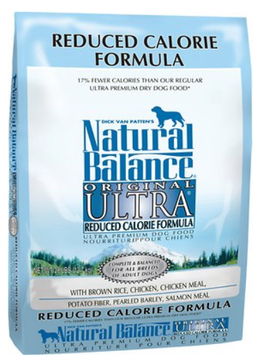 Natural Balance Original Ultra Reduced Calorie Dry Dog Food