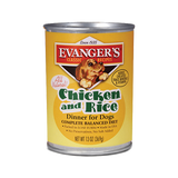 Evanger's Classic Chicken and Rice Dinner 12.8oz Can