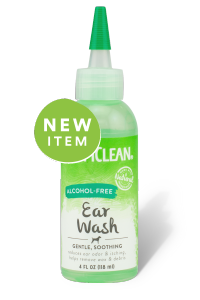 TropiClean Ear Wash 4oz.