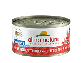 Almo Nature Complete Chicken Recipe With Duck Wet Cat Food