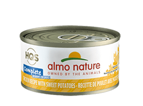Almo Nature Complete Chicken Recipe With Sweet Potatoes Wet Cat Food