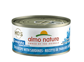Almo Nature Complete Tuna Recipe With Sardines Wet Cat Food