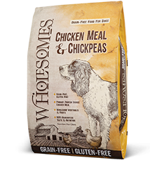 Sportmix Wholesomes Grain Free Chicken Meal And Chickpeas Dry Dog Food