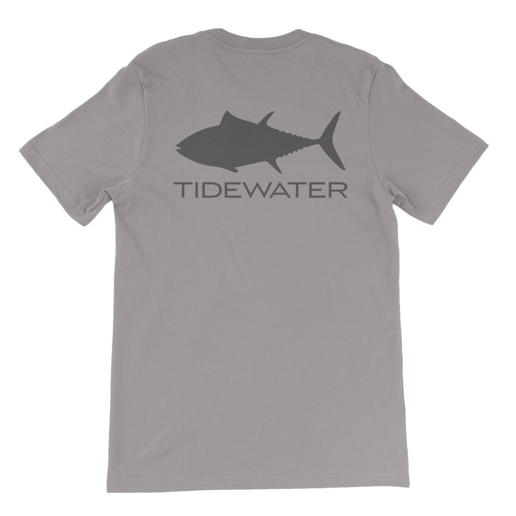 silhouette tuna black tidewater outfitters