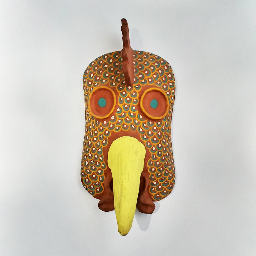 Rooster Wall Mask- Jean