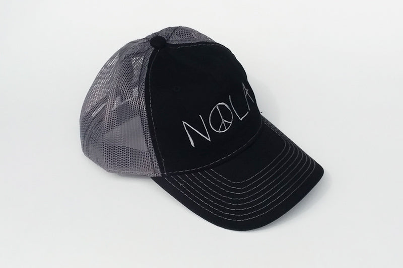 NOLA Peace- Embroidered Cap