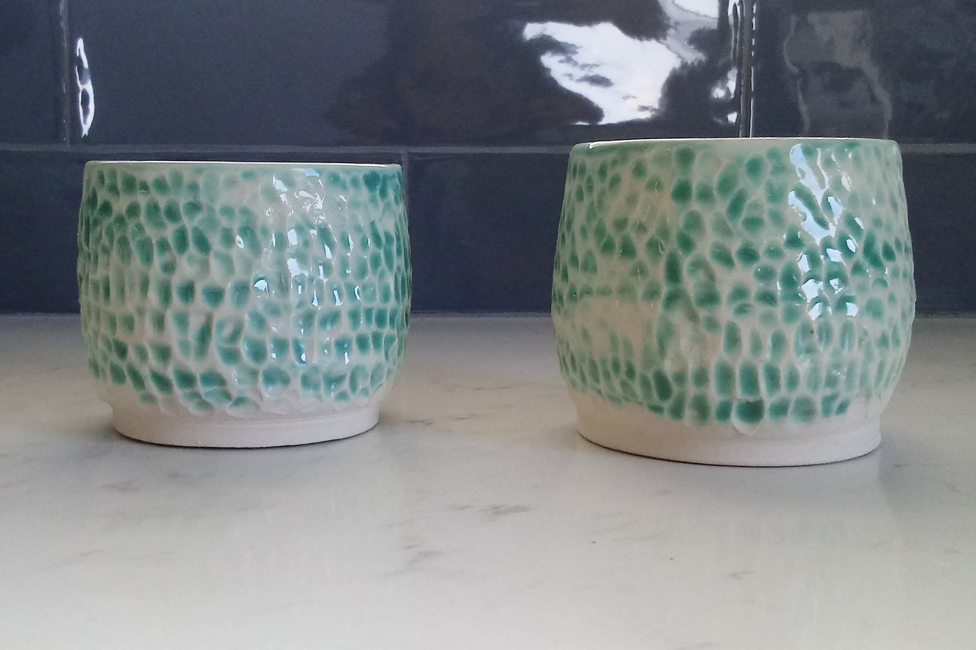 Porcelain Water or Wine Cups