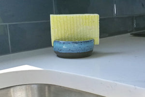 Ceramic Sponge Holders- various colors