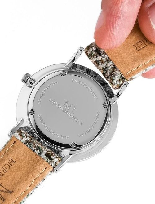 Transform the look of your Morris Richardson watch in an instant!