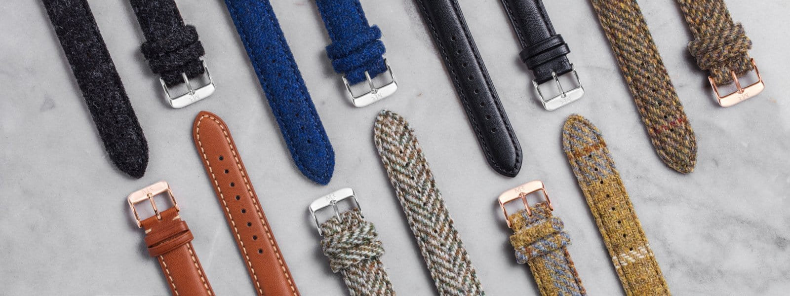Watch straps for 40mm watches - Morris Richardson