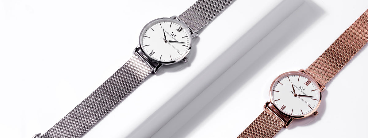 Milanese Mesh Watches - Morris Richardson