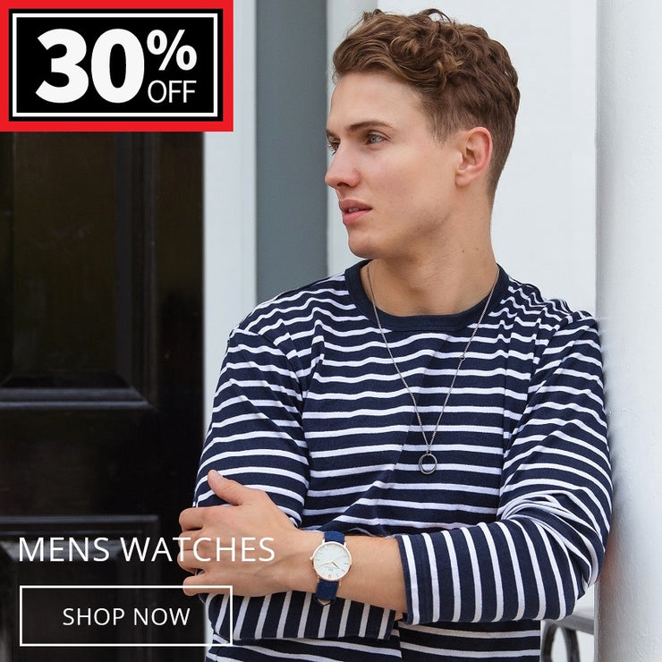 30% OFF ALL WATCHES - Morris Richardson