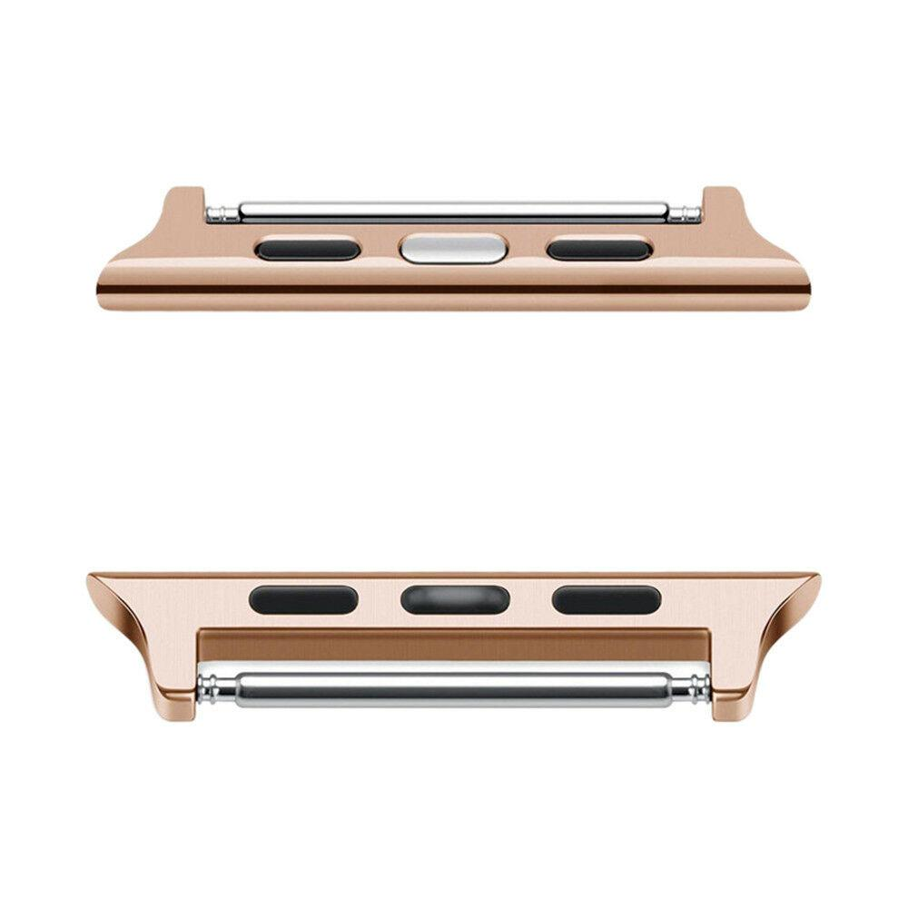 Apple Watch Strap Adapter - Rose Gold - For Morris Richardson 20mm Straps