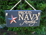 Navy Sign