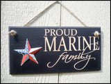US Marines Sign
