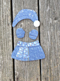 Snowsuit Welcome Bear Outfit - Simply Said Signs