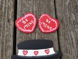 Valentine's Day Welcome Bear Outfit - Simply Said Signs