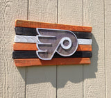 Philadelphia Flyers Wood Plank Sign - Simply Said Signs