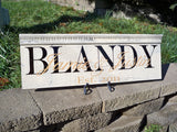 Personalized Rustic Family Name Sign - Simply Said Signs