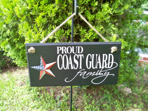 Coast Guard Sign - Simply Said Signs