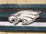 Philadelphia Eagles Wood Plank Sign - Simply Said Signs