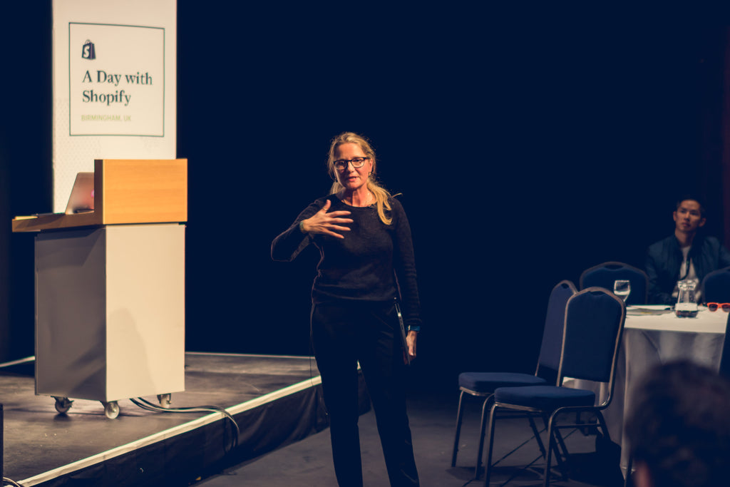 Conquering My Fear of Conference Speaking | Lessons From a 40-Something First Timer