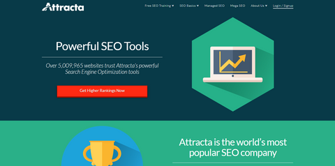 Attracta free seo tool for ecommerce
