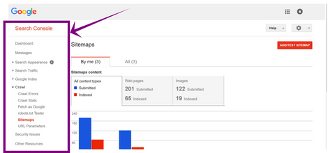 Google search console seo for ecommerce