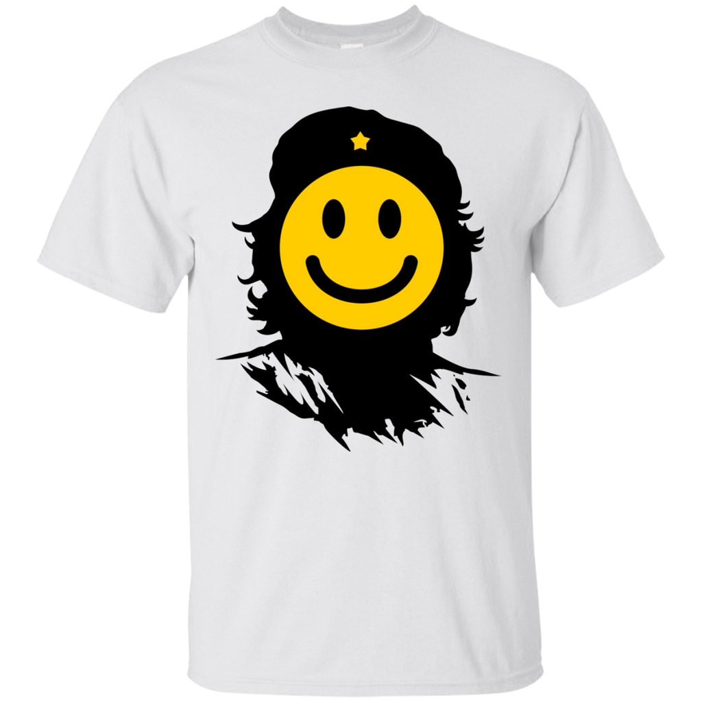 Che Smiley Cotton T-Shirt
