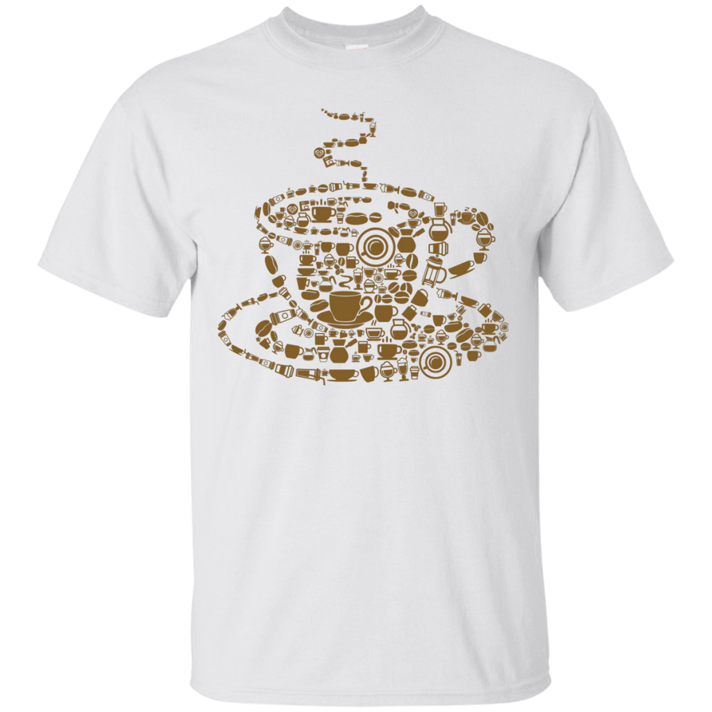 Coffee Cotton T-Shirt